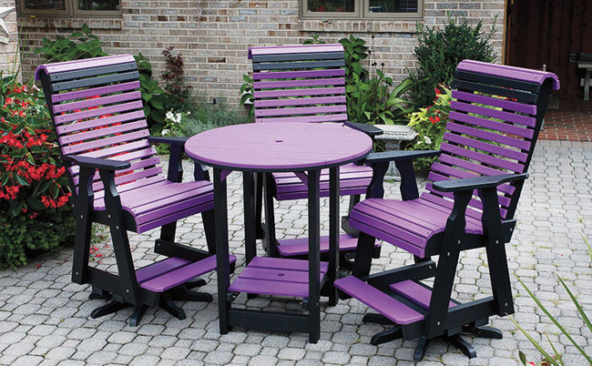 Outdoor furniture millwood furniture explore the gallery workwithnaturefo